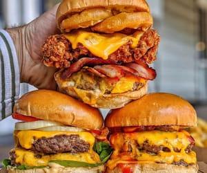 food and burguer image
