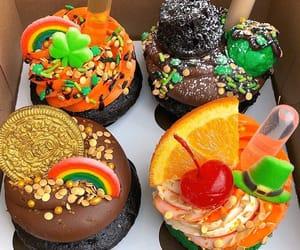 cupcake, food, and sweets image