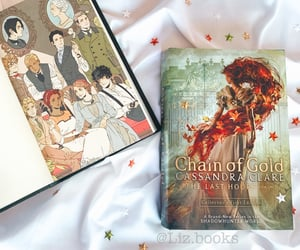 cassandra clare, chain of gold, and james herondale image