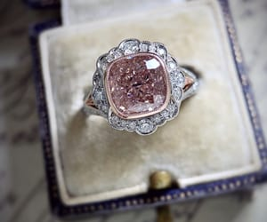 beauty, ring, and vintage image