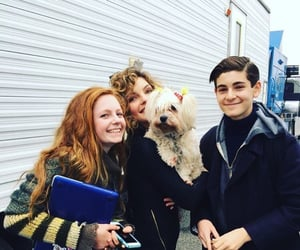 Gotham and behind the scenes image