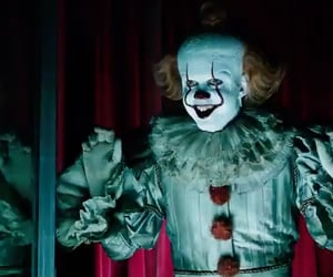 it, pennywise, and Stephen King image