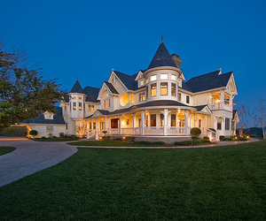 luxury, house, and home image