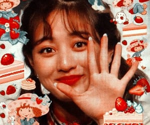 jihyo, psd icons, and messy icons image
