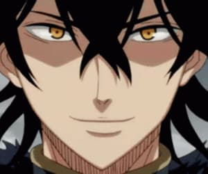 anime, icon, and black hair image