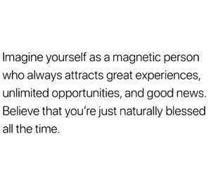 blessed, imagine, and life image