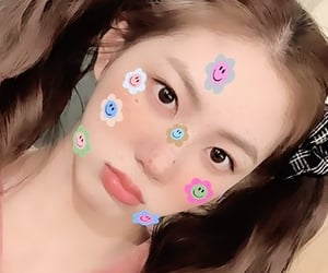 tumblr, eunbin icon, and unfiltered icon image