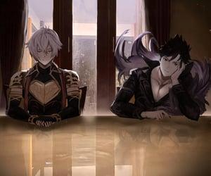 angel, anime, and boy image