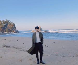 asian, korean, and boy image
