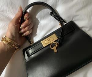 bag, bracelets, and chanel image