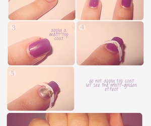 cool, howto, and nail art image