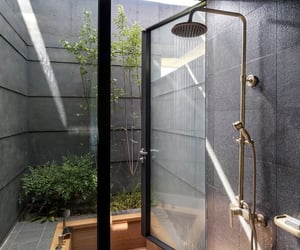 bathroom, home, and design image