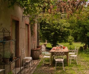 call me by your name, garden, and italy image