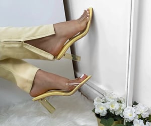 heels, london, and trend image