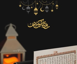 Ramadan, رمضان كريم, and شهر رمضان image