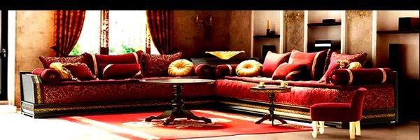article, moderne salon marocain, and salon maison image