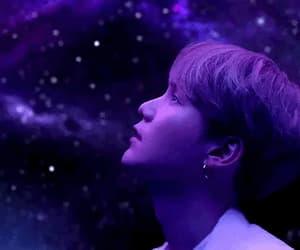 gif, purple, and yoongi image