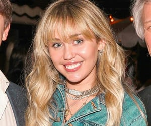 miley cyrus, blonde, and hannah montana image