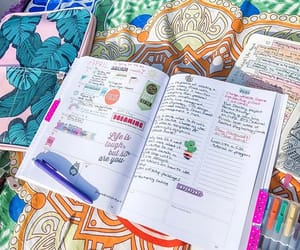 books and journaling image