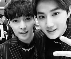 exo, lay, and sulay image