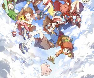 digimon, anime, and kawaii image