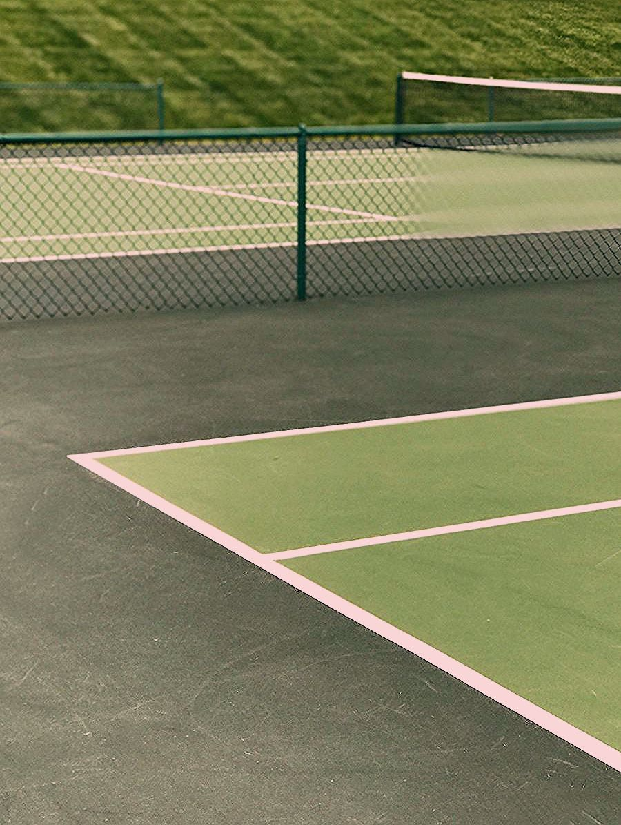 Tennis Court Shared By Pwincess On We Heart It