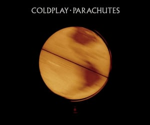 coldplay, music, and Parachutes image