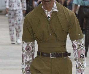 2020, menswear, and paris fashion week image