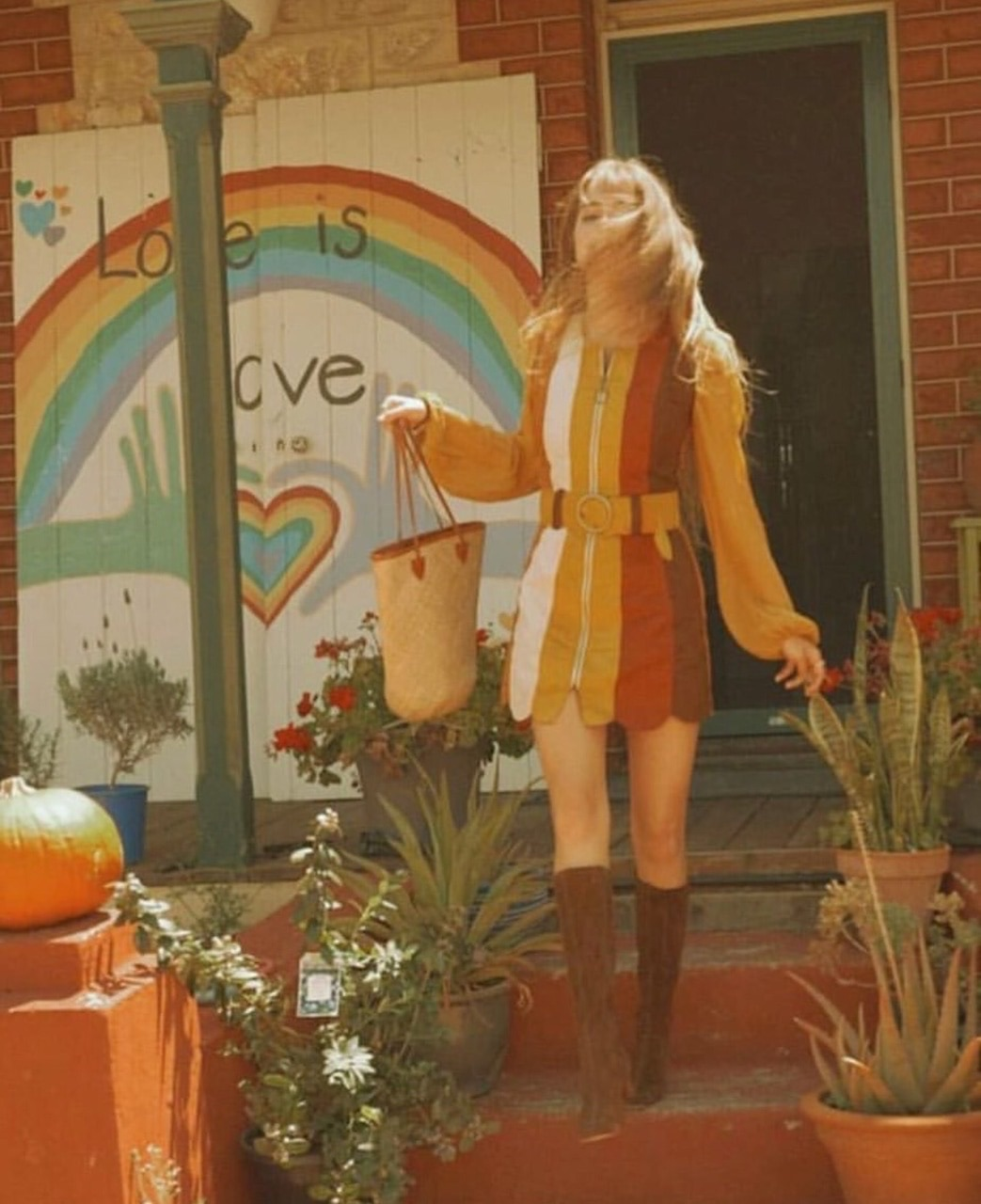 70s, aesthetic, and vintage image