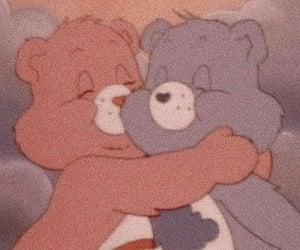 care bears, aesthetic, and cartoon image