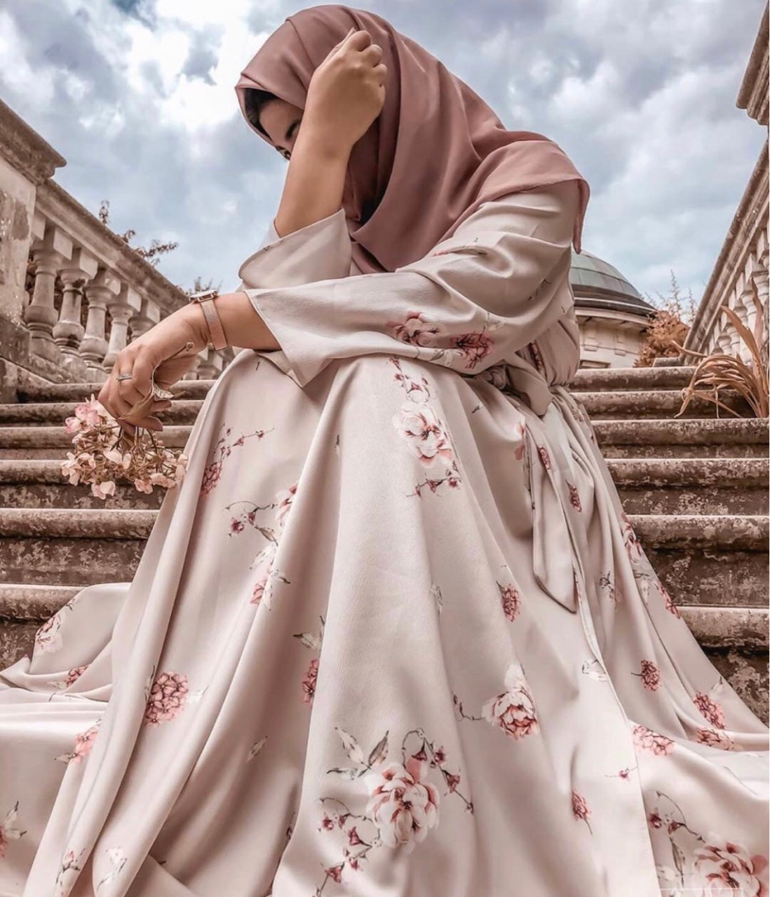 1000 Images About Stylish Hijab Dp S On We Heart It See More About Hijab And Muslim