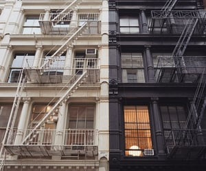 america, apartment, and apartments image