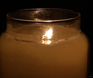 candle, deity, and pagan image