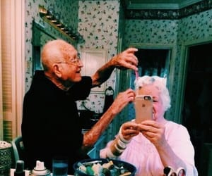 couples, hair, and smiles image