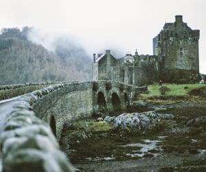 castle, eilean donan castle, and europe image