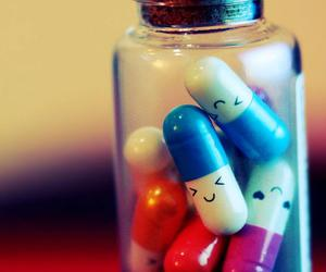 cute and pills image