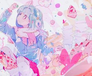 anime, girl anime, and pixiv image