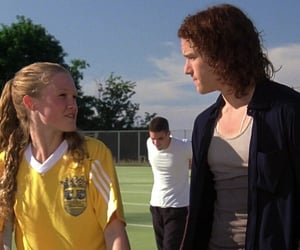 10 things i hate about you, 90s, and love image