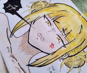 anime, naked, and bnha image