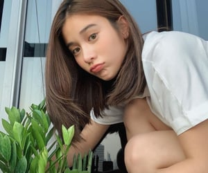 asian, asian girl, and beautie image