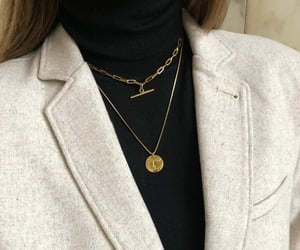 accessories, aesthetic, and blazer image