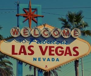 vintage and Las Vegas image