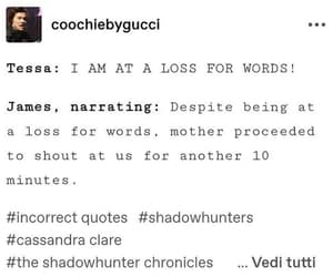 mortal instruments, shadowhunters, and cassandra clare image