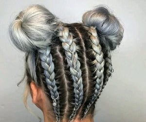 awesome, hair, and inspiration image