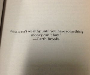 quotes, money, and life image