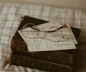 aesthetic, books, and cursive image