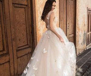 bride, dress, and vestido de noiva image