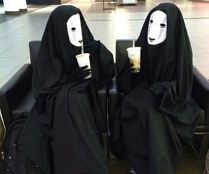 cosplay, no face, and spirited away image