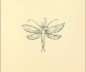 fairy and scetches image