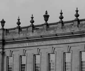architecture, black and white, and building image